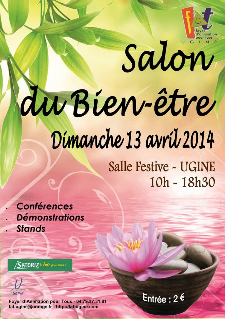Affiche-Salon-Bien-Etre-2014-Ugine-Coaching