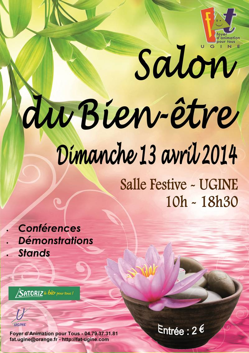 Preview for Salon du bien etre paris